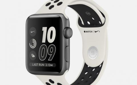 耐克推出全新耐克独家Apple Watch NikeLab