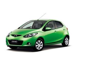 马自达将提供新的基于2的电动汽车出租