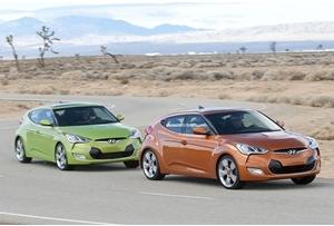 现代凭借Veloster重返轿跑车市场