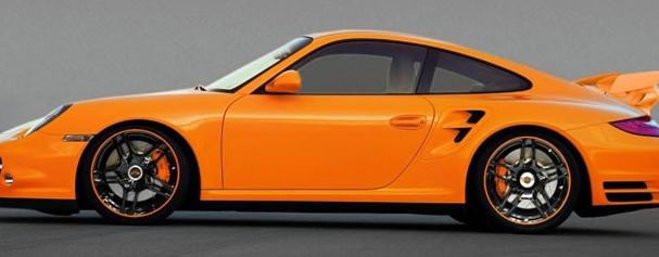 保时捷911 Turbo收到9ff的新性能套件