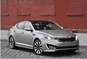 起亚已在纽约车展上发布了新款OptimaMagentis轿车的全部细节