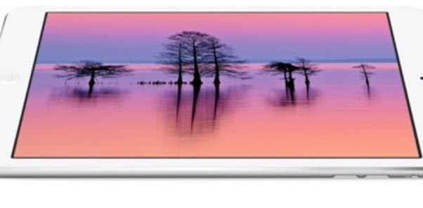 苹果推出带视网膜显示屏的第二代iPad mini