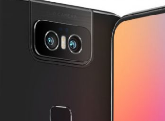 华硕Zenfone 6宣布配备SD 855 SoC 5000mAh电池和翻转式相机