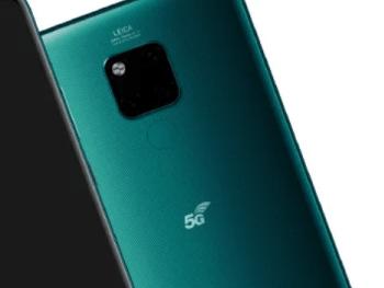 华为Mate 20 X 5G手机在瑞士发布