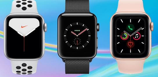 这些是目前正在进行的最佳Apple Watch交易