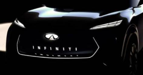 英菲尼迪将在NAIAS上展示新的电动跨界车