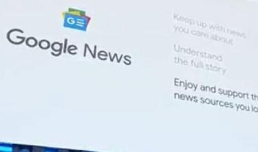 Google新闻进行了针对AI的重新设计