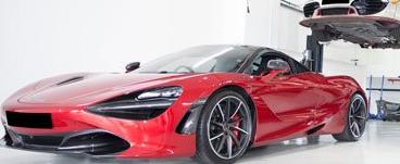英国汽车服务公司在新加坡开设了第一家工厂