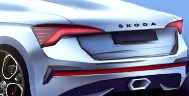 斯柯达斯卡拉蜘蛛概念车将于2020年6月发布