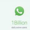 每天使用WhatsApp发送的邮件超过550亿条