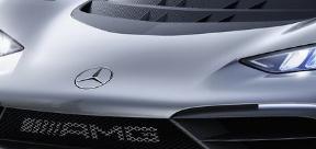 梅赛德斯AMG无意在勒芒赛车AMG One