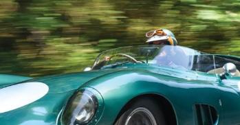 阿斯顿马丁开发了基于1950年代DBR1的Speedster
