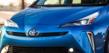2020年丰田普锐斯具有改进的坡道结构和更多安全套件