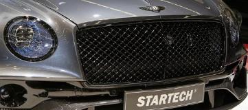 宾利欧陆GTC从Startech进行了惊人的改造