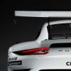 保时捷911 RSR GTE赛车手在古德伍德音乐节上亮相