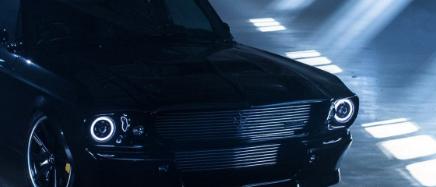 充电式402hp电动福特野马准备投产
