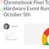Google正在通过触控笔为Chromebook开发助手激活
