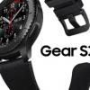 三星Gear S3 Classic和Frontier到达Verizon