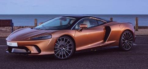 迈凯轮GT独特的高科技内饰的内幕