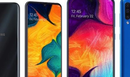 三星Galaxy A50 Android 10 Update开始在印度推出