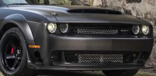 道奇挑战者SRT恶魔提供超过1400 hp的功率