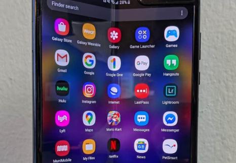 三星Galaxy Fold 2进入量产 将于八月上市