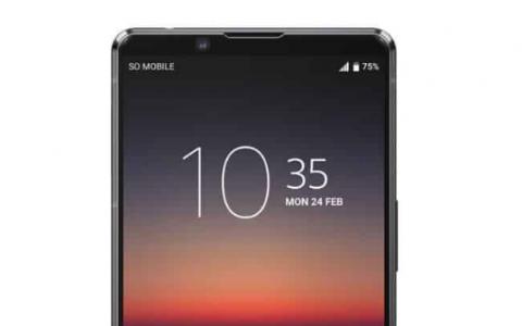 索尼Xperia 1 II预购从6月1日开始于7月24日发货