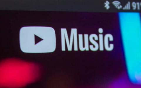 新的主屏幕快捷方式已添加到YouTube音乐