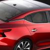 日产千里马第八代车型进行了全面的改款