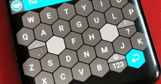Typewise键盘在这里具有奇特的布局和出色的设计