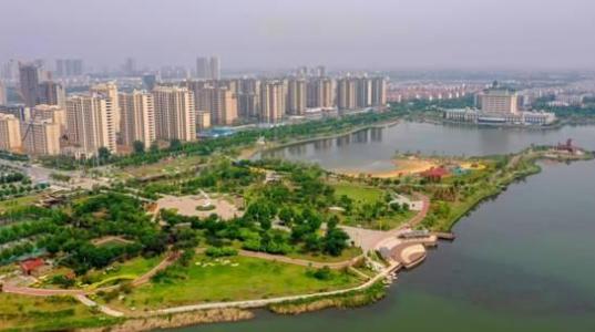 山东滨州 也正在全力打造生态宜居城市提高城市品质