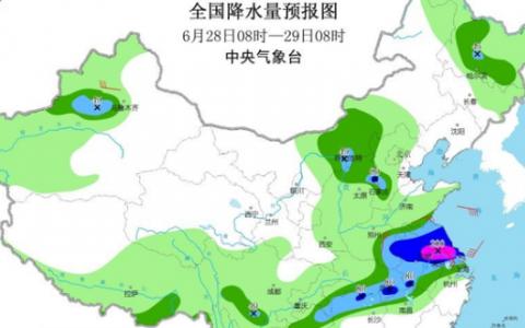 山东全省频繁切换晴雨模式 降雨量较去年同期明显增多