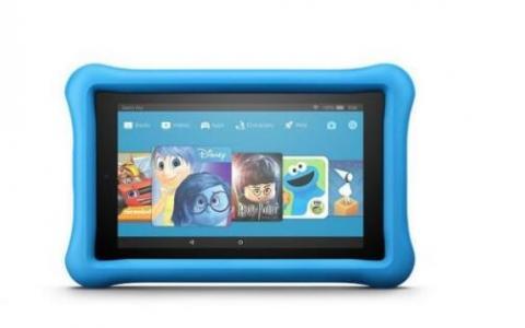 给亚马逊您的iPad mini 并获得Fire Kids Edition平板电脑的折扣