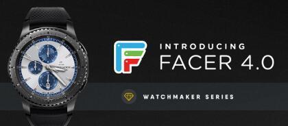 Facer的全新Watchmaker系列将使您的智能手表看起来像传统手表