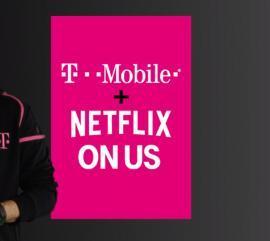 T-Mobile家庭计划现在将包括Netflix