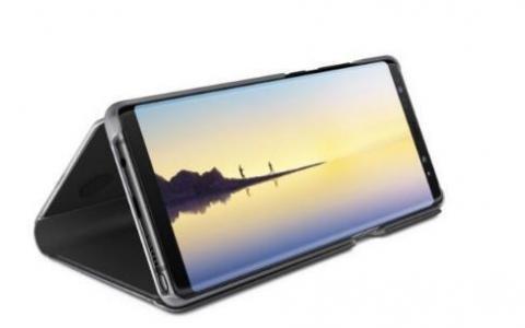 Galaxy Note 8开箱即可做白日梦