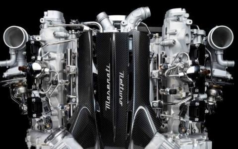 玛莎拉蒂的新型Nettuno发动机注入了F1技术