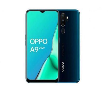 印度Oppo A9 2020价格下降