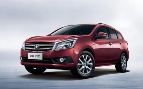 VenuciaT70X可直接在中国汽车市场上购买