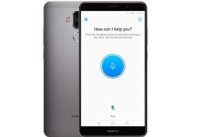 华为Mate9现在是支持Alexa的手机