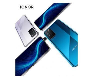 荣耀X10确认具有90Hz刷新率弹出式摄像头和三合一后置摄像头
