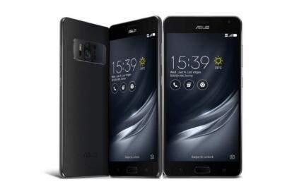 华硕发布ZenFone 3 Zoom和ZenFone AR 这是首款具有8GB RAM的手机