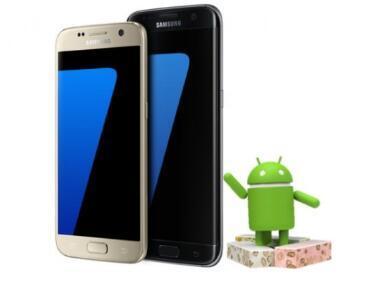 适用于三星Galaxy S7和S7 Edge的Android 7.0 Nougat Beta程序现已在美国上市