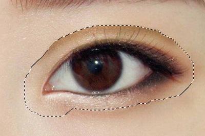 教大家PS双眼皮怎么修出来的方法