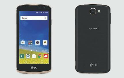 Verizon开始在其网络上提供LG K4