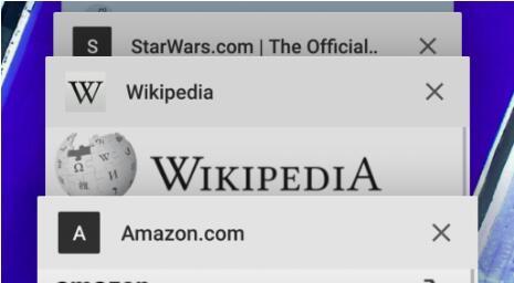 您可以在Chrome中打开和关闭合并标签和应用
