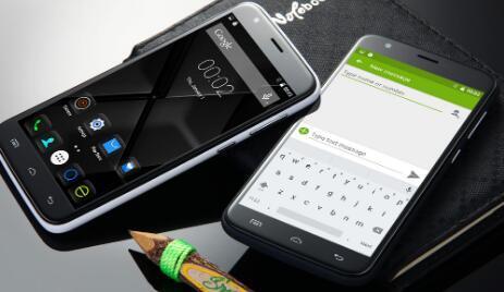 DOOGEE的解锁Android Lollipop手机分别以120美元和73美元的价格抢购