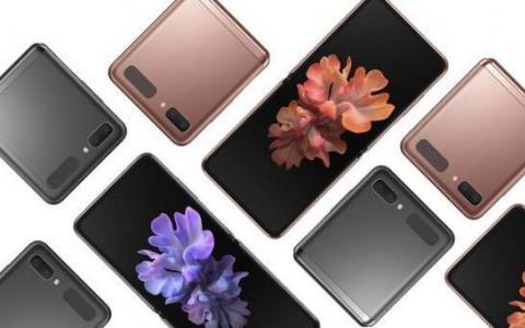 三星Galaxy Z Flip 5G现已正式发布更好地为将来准备的文件夹