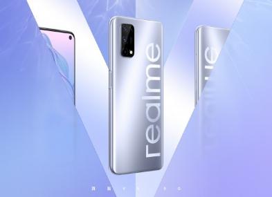 Realme公司宣布Realme V5智能手机将于7月27日上市