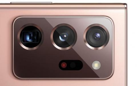 Galaxy Note20 Ultra可能会失去变焦凸轮中的48 MP传感器